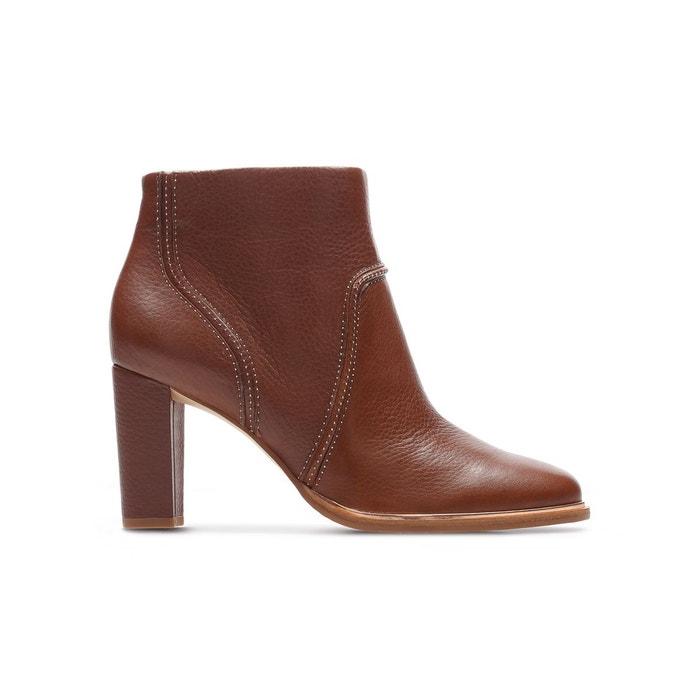 Betty Cuir Boots Tan Ellis Cuir Boots 7IqUwxH8n 9b4356becdc