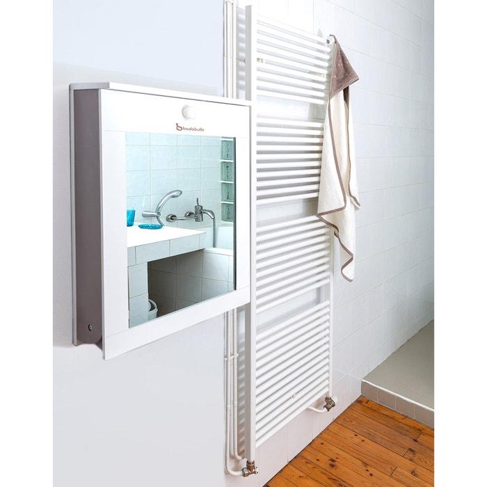 table langer murale easy badabulle blanc la redoute. Black Bedroom Furniture Sets. Home Design Ideas