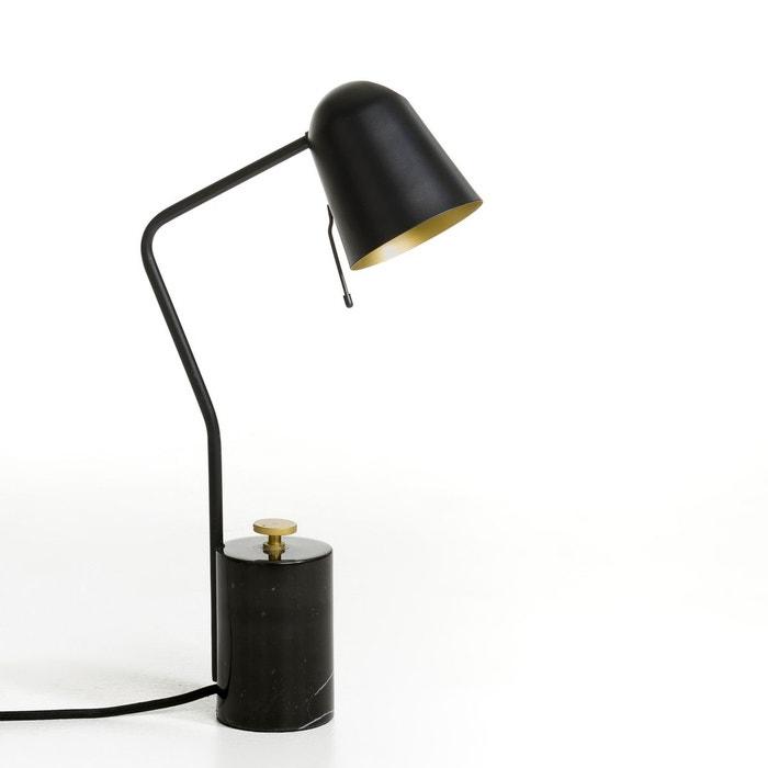 lampe poser cristiani marbre am pm la redoute. Black Bedroom Furniture Sets. Home Design Ideas
