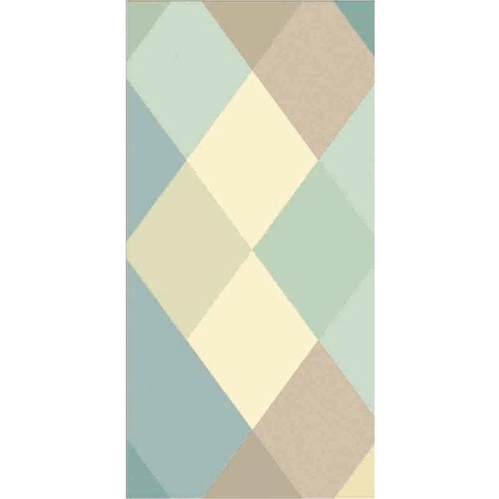 papier peint intiss losange multicolore graham et brown la redoute. Black Bedroom Furniture Sets. Home Design Ideas