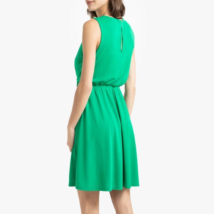 Robe nouée sans manches vert Tommy Hilfiger | La Redoute