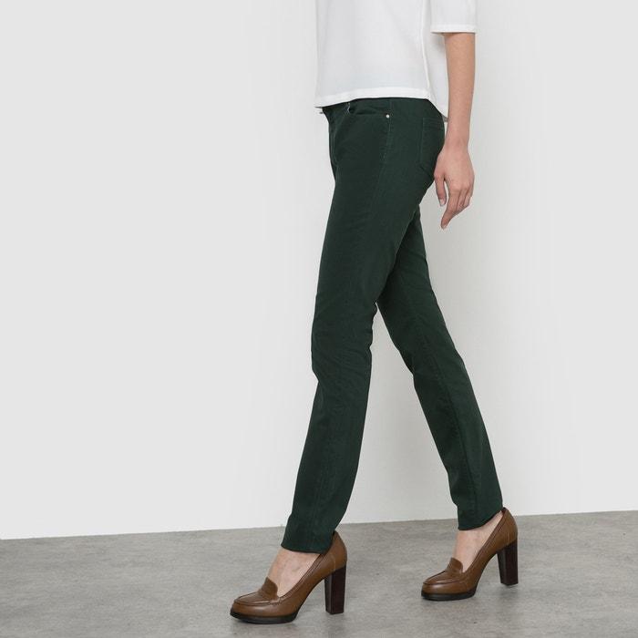 Image Slim Fit Trousers R essentiel