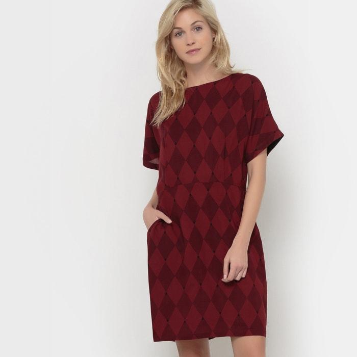Flowing Short-Sleeved Dress  VERO MODA image 0