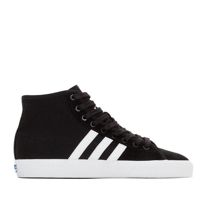 2abc7a7b07ea5 Baskets montantes matchcourt high rx noir/blanc Adidas Performance   La  Redoute