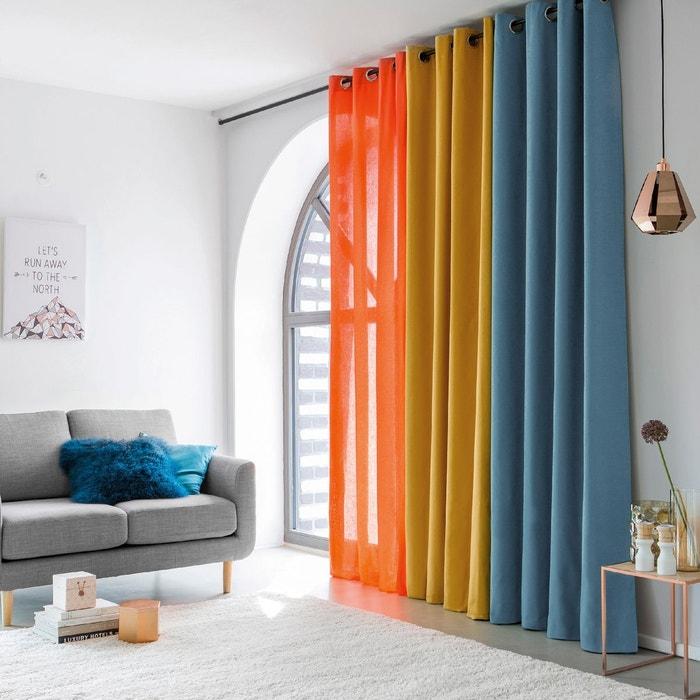 rideaux la redoute soldes soldes rideaux occultants. Black Bedroom Furniture Sets. Home Design Ideas