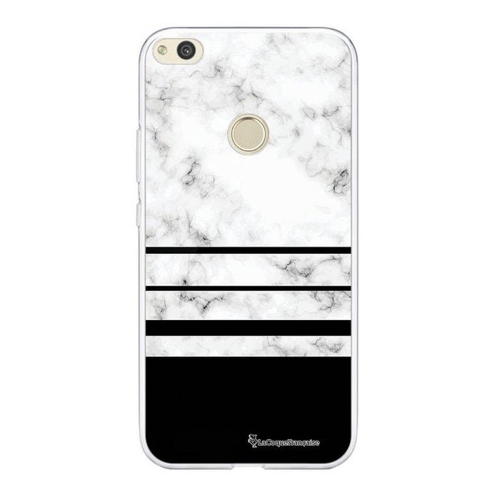 coque huawei p8 lite 2017 silicone motif blanc