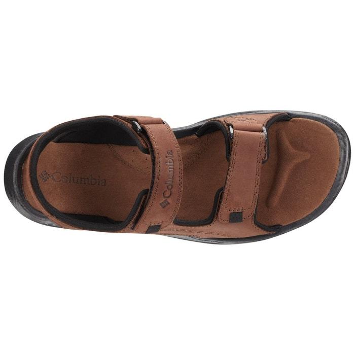 Sandales homme monterosso ii tobacco marron Columbia