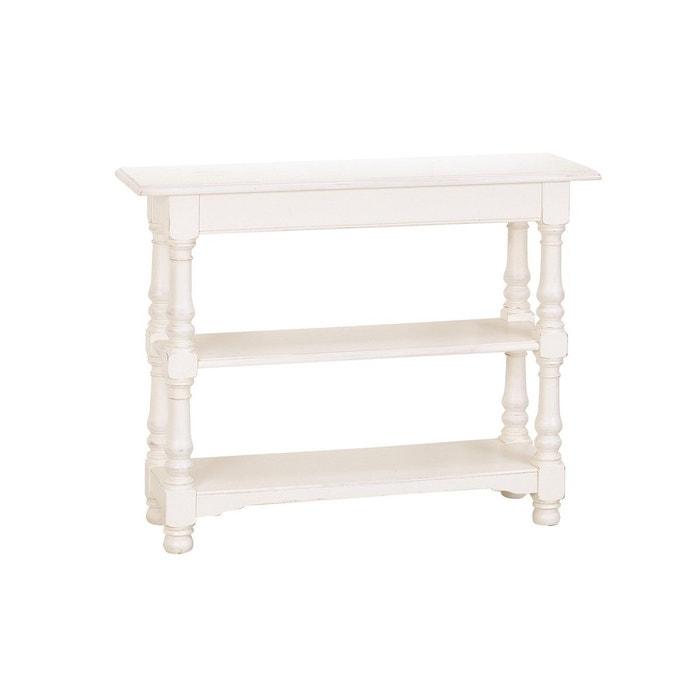 desserte colonnes blanc interior s la redoute. Black Bedroom Furniture Sets. Home Design Ideas