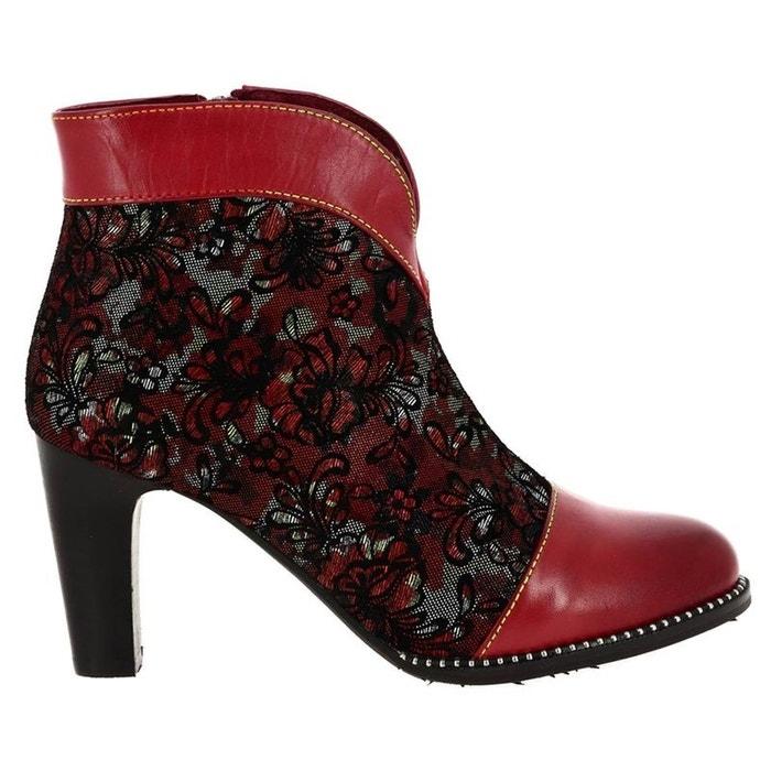 Couleurs variées tout à fait stylé prix le moins cher bottines / boots cuir