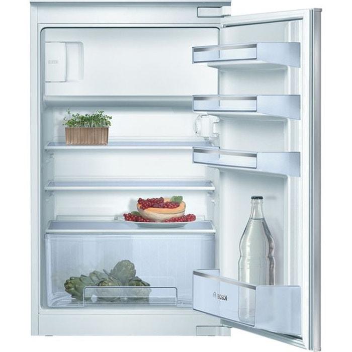 Bosch r frig rateur 1 porte encastrable kil18v20ff int gr - Refrigerateur 1 porte encastrable ...