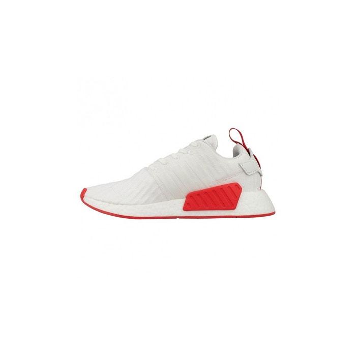 cheap for discount b2936 f5436 Basket adidas originals nmd r2 primeknit - ba7253 blanc Adidas Originals    La Redoute