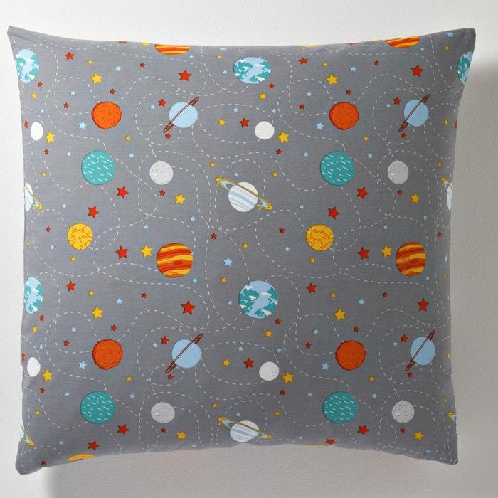 Image Planets Children's Pillowcase La Redoute Interieurs