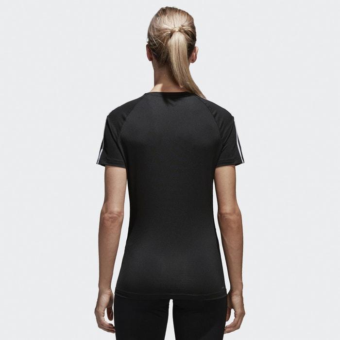 DESIGN TRAINING BK2682 3 2 STRIPES PERFORMANCE MOVE Camiseta ADIDAS TqAwtFq