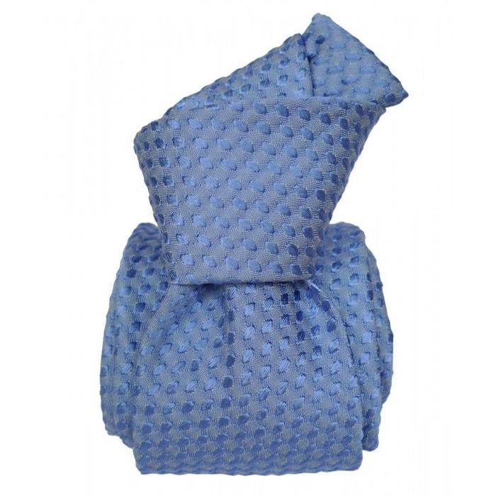 Cravate segni disegni luxe, faite main. alba bleu bleu Segni Et Disegni | La Redoute