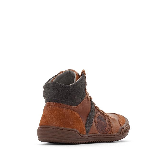 alta ca Jexplorehigh de a KICKERS de Zapatillas piel 1qEI7