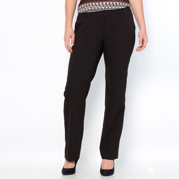 Image Ultra Comfortable Straight Trousers CASTALUNA