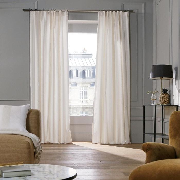 rideaux madura interesting madura rideau ruban fronceur bellagio blanc x cm with rideaux madura. Black Bedroom Furniture Sets. Home Design Ideas