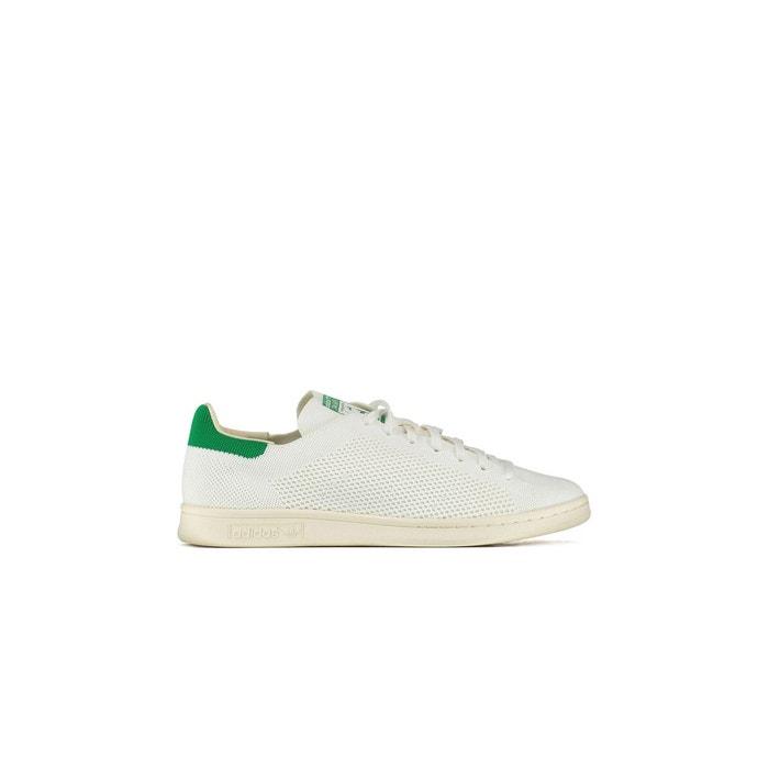 new product 41436 95612 Basket adidas originals stan smith primeknit - s75146 blanc Adidas Originals    La Redoute