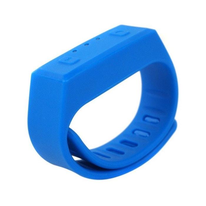 bracelet connecte bluetooth reveil vibreur sommeil With robe fourreau combiné avec bracelet connecté sommeil réveil