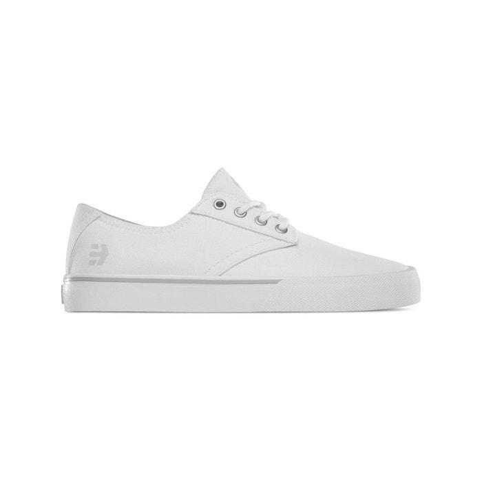 Chaussures femme jameson vulc ls blanc Etnies