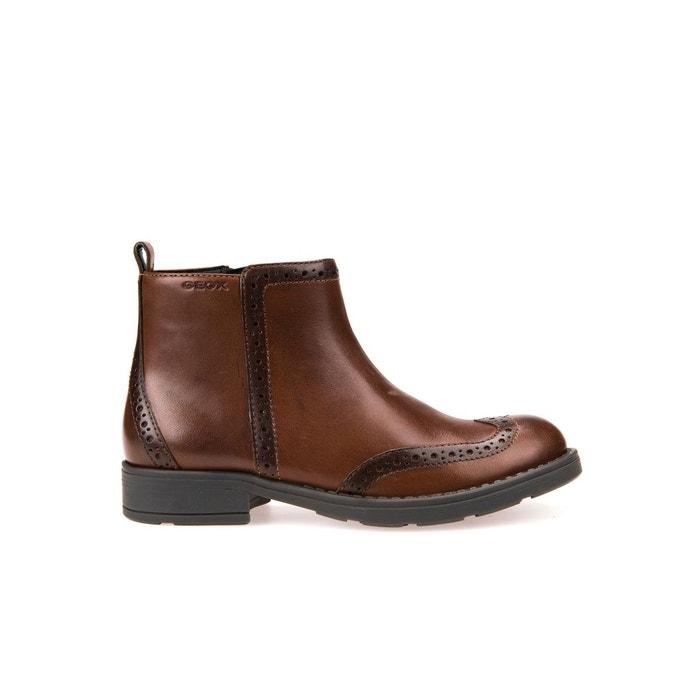 Boots cuir Sofia