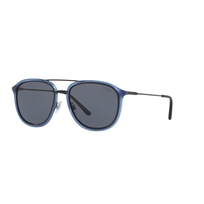 6d9a7760da1d8 Lunettes de soleil ph4146 bleu Polo Ralph Lauren