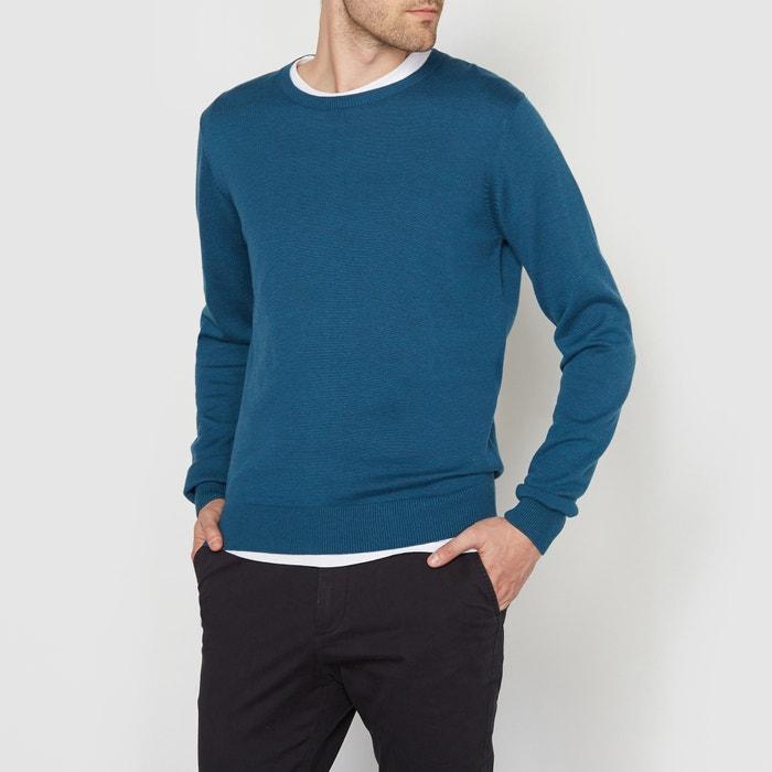 Image Pure Cotton Crew Neck Jumper/Sweater R essentiel
