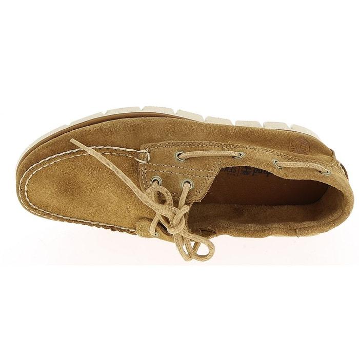Chaussures bateau timberland tidelands 2 eye marron Timberland