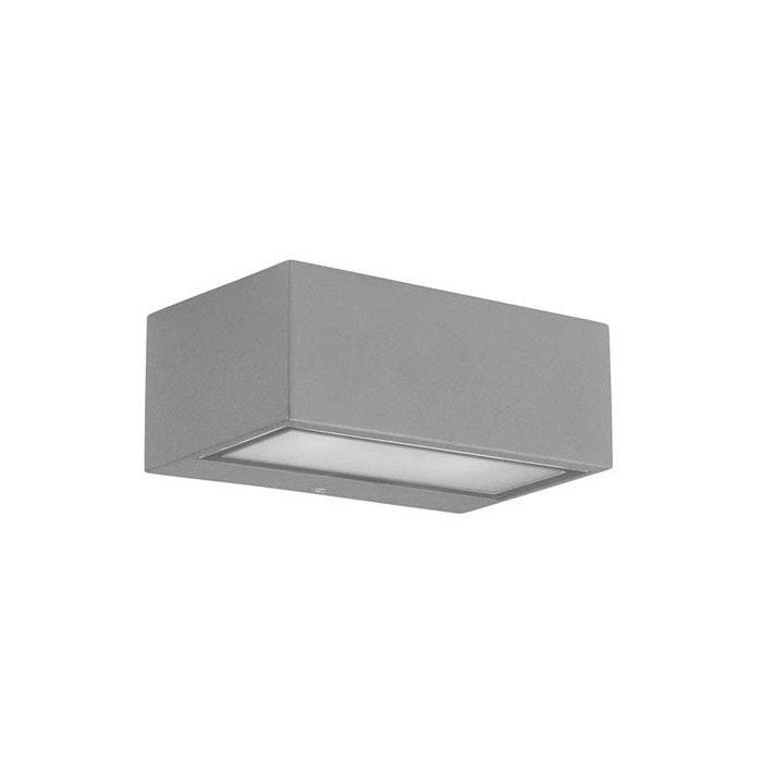 Aluminium 3w 40 X 5 Applique Led Nemesis Gris cFKJl13T