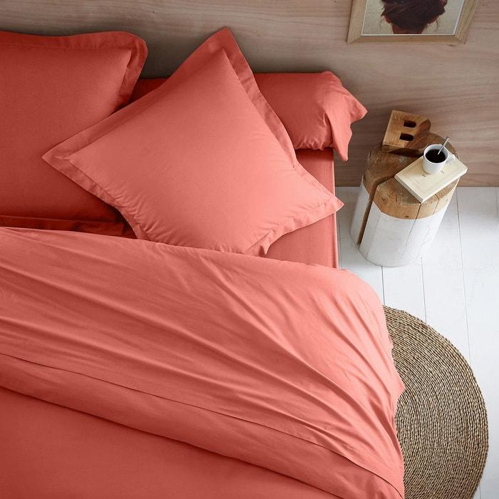 drap en coton biologique scenario la redoute. Black Bedroom Furniture Sets. Home Design Ideas