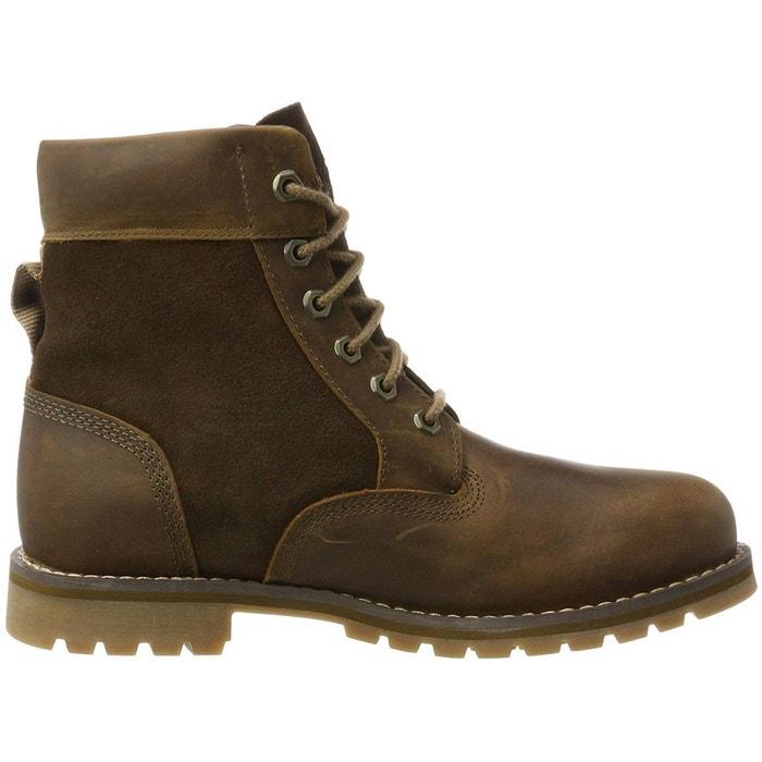 Boots timberland larchmont 6 in boot - ca1ojb marron Timberland