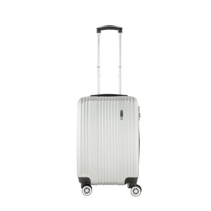 valise cabine rigide abs 4 roues 55 cm lys la redoute. Black Bedroom Furniture Sets. Home Design Ideas