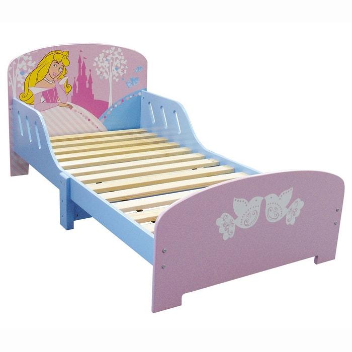pack complet premium lit aurore princesse disney lit matelas parure couette oreiller bleu. Black Bedroom Furniture Sets. Home Design Ideas