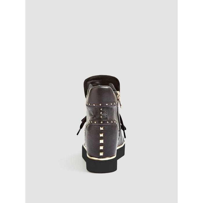 Fl5fr2lea12 Femme 4 Sneakers Guess Blanc eEI2DH9YW