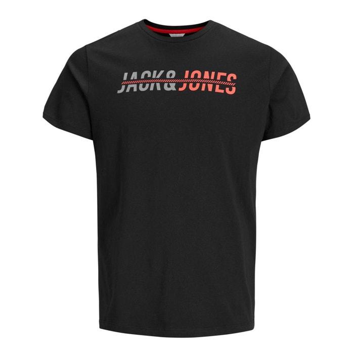 T-shirt scollo rotondo, motivo davanti, Jcolinn  JACK & JONES image 0