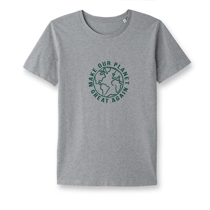 T-shirt issu de lagriculture biologique, homme