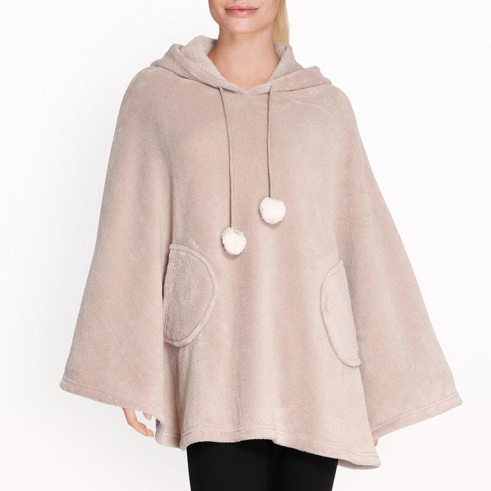 Image Poncho homewear con cappuccio Ecureuil DODO