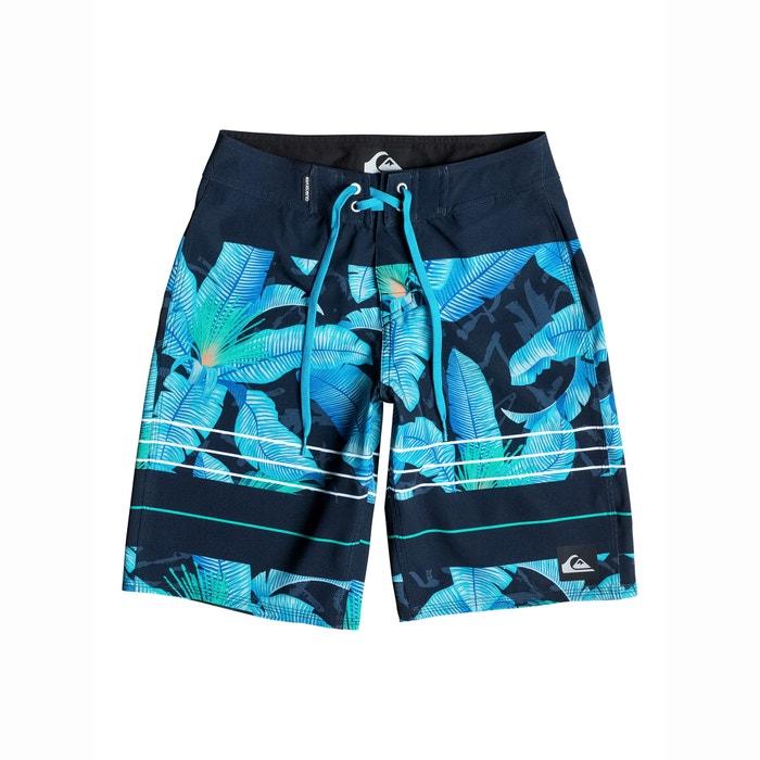 Exotic Print Swimshorts, 8-16 Years