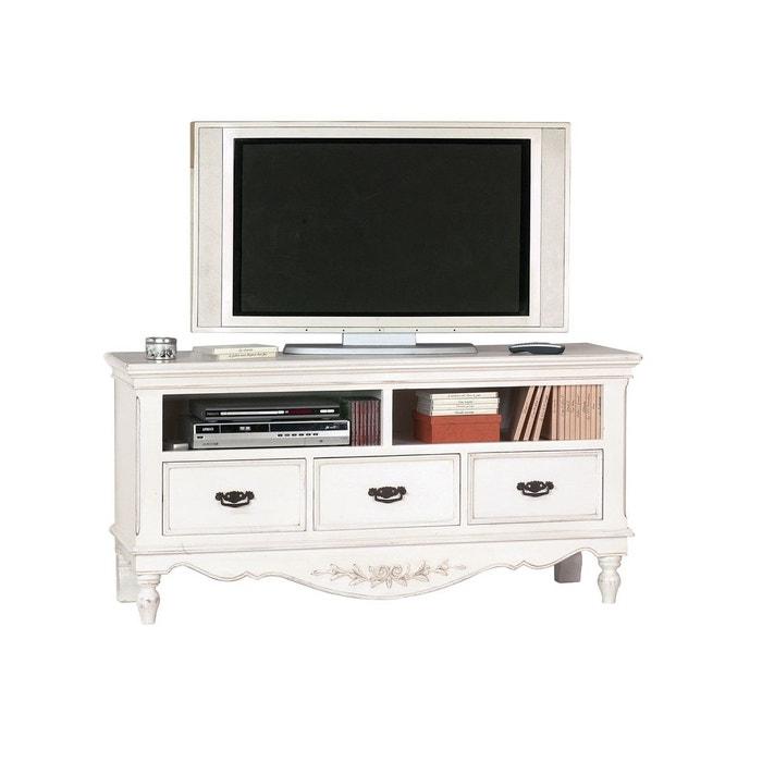 Meuble Bas Tv Hifi Blanc Interior S La Redoute
