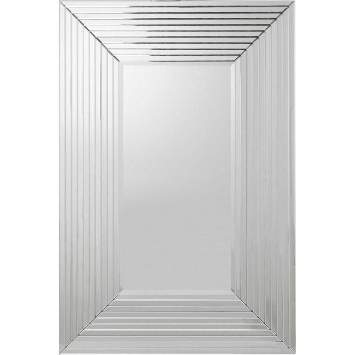 Miroir linea rectangulaire 150x100 cm kare design couleur for Miroir 150x100