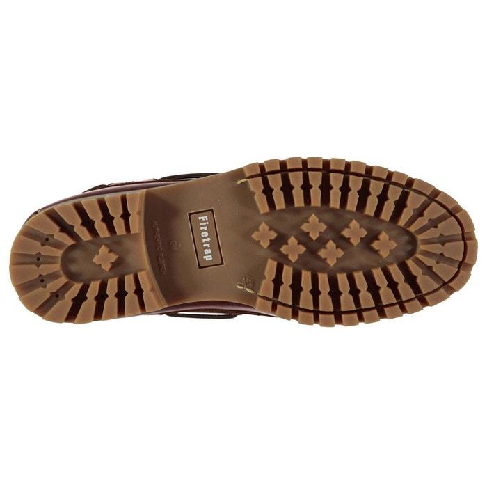 Chaussures bateau marron#1 Firetrap