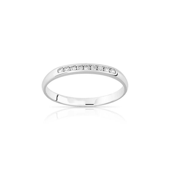 e06b7490e0a Alliance or 375 blanc diamant or Maty