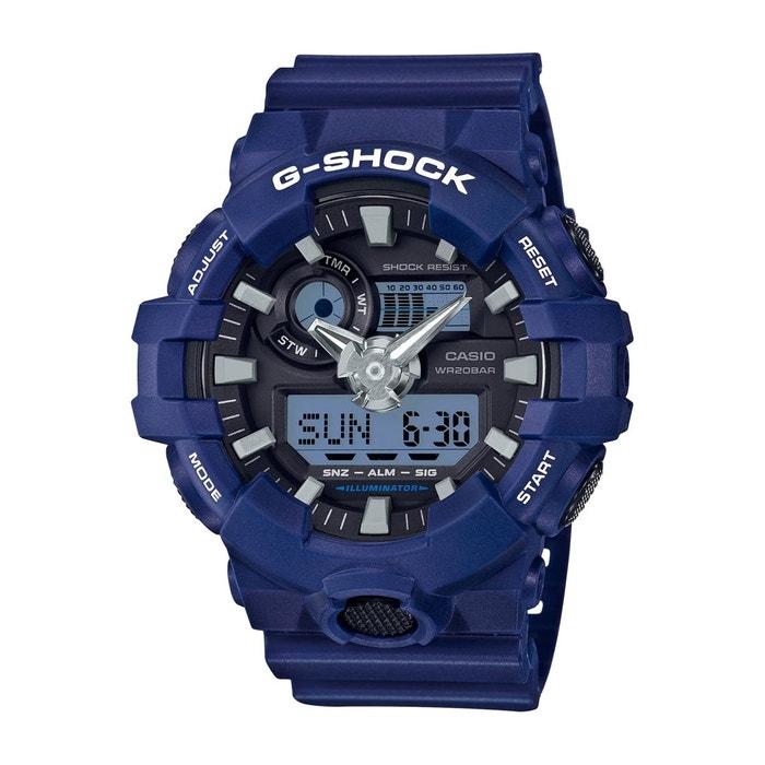 Gs blue trend bleu Casio | La Redoute Clairance De La France Toutes Les Saisons Disponibles Mode Prix Pas Cher Coût Vente En Ligne qUjG7V6Q