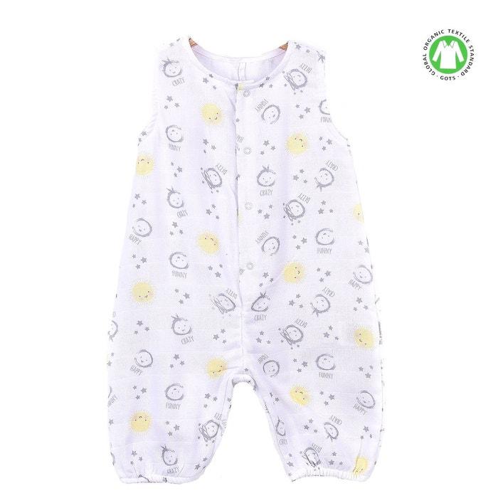 Collection Enfant Gigoteuse /à pieds en mousseline de coton biologique Sevira Kids