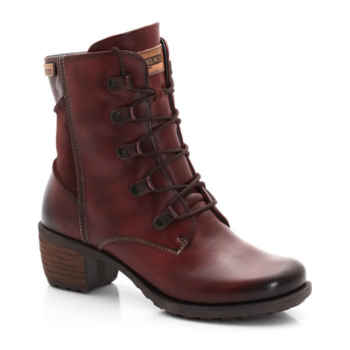 Image Les boots LE MANS de Pikolinos PIKOLINOS