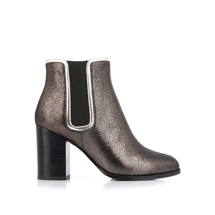 Boots calounette bronze Mellow Yellow