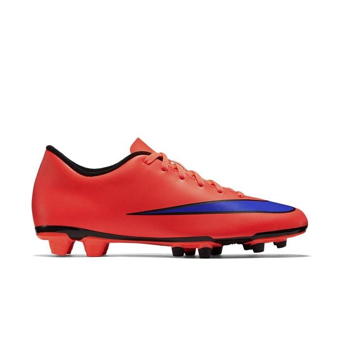 info for 2a4b1 50c6f Chaussure de football mercurial vortex ii - 651647-650 rouge Nike  La  Redoute