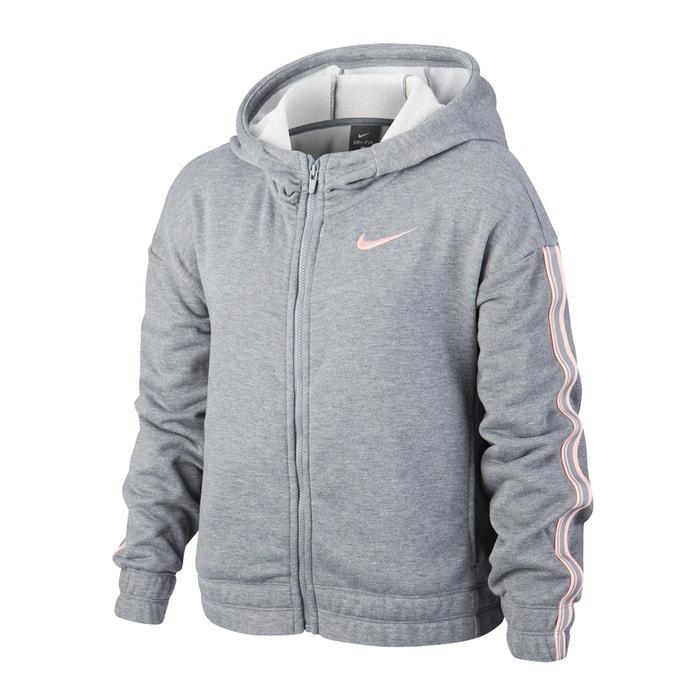 design di qualità f9003 a59e0 Felpa con cerniera e cappuccio Nike 6 - 16 anni