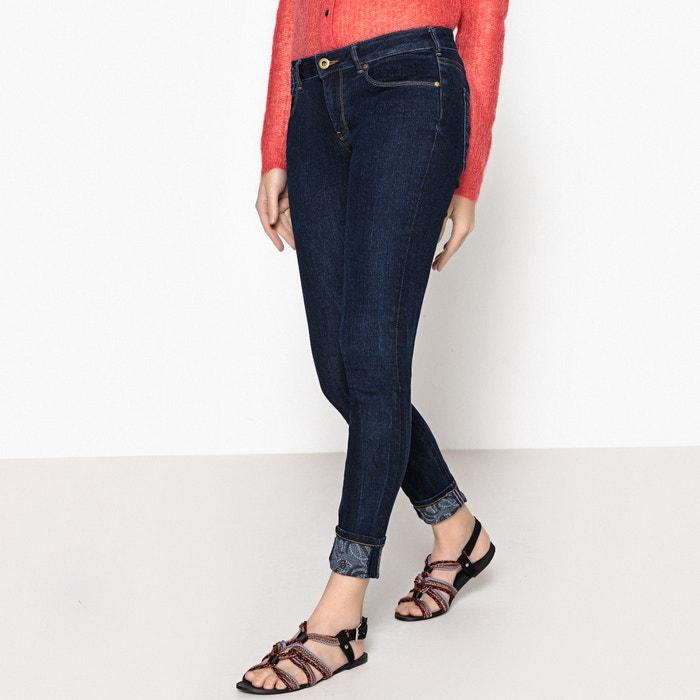 Untreated Denim Slim Fit Jeans  MAISON SCOTCH image 0