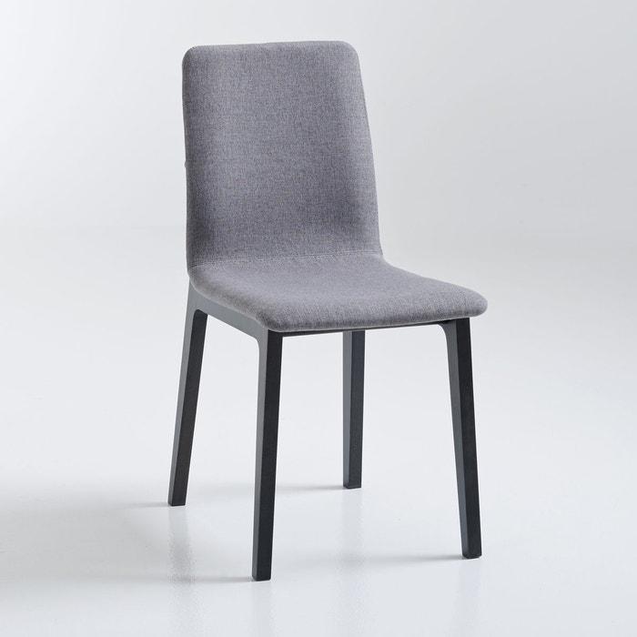 chaise atitud design e gallina lot de 2 gris am pm la redoute. Black Bedroom Furniture Sets. Home Design Ideas